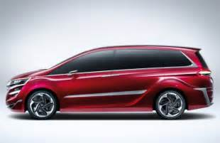 2016 Honda Odyssey Redesign 2016 Honda Odyssey Redesign And Pictures Release Date