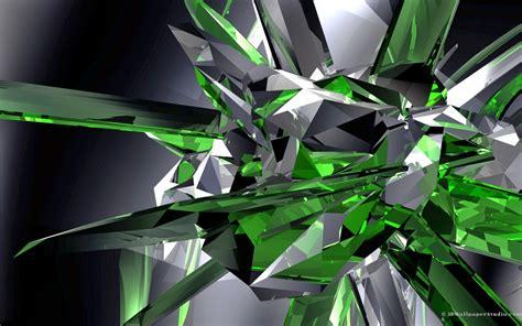 imagenes abstractas de rock fondo de pantalla abstracto figuras abstractas verdes