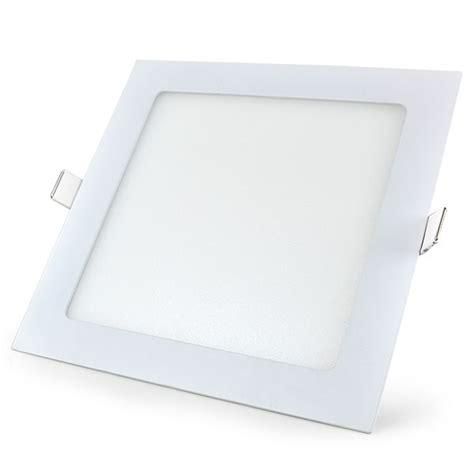 Lu Downlight Panel Led Philips 18w 18 W 18watt 18 Watt 7 Dn027b lumin 225 ria led embutir quadrada 18w slim 9led