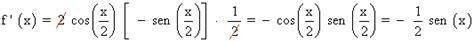 derivada de coseno cuadrado ejercicios de representaci 243 n de funciones trigonom 233 tricas