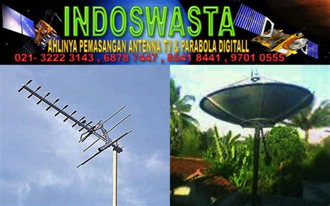 Antena Tv Digital Remote Kontrol Type Baru Int 1000dgt 1 ahli pasang parabola bekasi jasa antena tv 419726