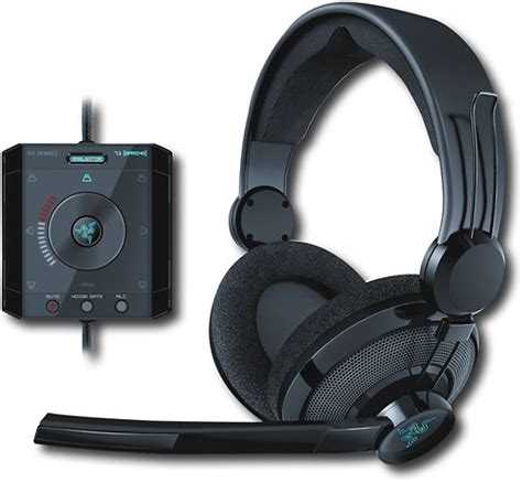 Headset Razer Megalodon razer megalodon gaming headset rz04 00250100 r3u1 best buy