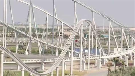 Fastest Roller Coaster In Ferrari World by Fastest Roller Coaster In The World Ferrari Www Imgkid