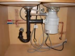 Kitchen Sink Plumbing With Dishwasher Garbage Disposal Hook Up Diagram Garbage Get Free Image About Wiring Diagram
