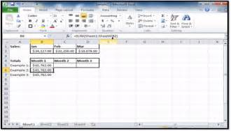 how to create 3d formulas in microsoft excel 2010