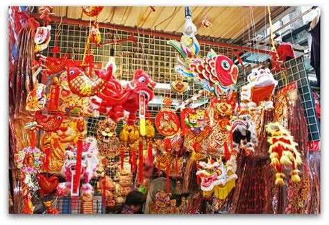 lunar new year decorations january 2017 hong kong festivals and events