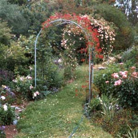 S Garden Arch House Garden Arches