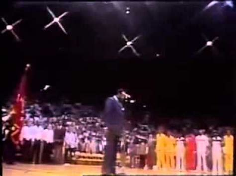 Marvin Gayes National Anthem by Marvin Gaye Sings The American National Anthem