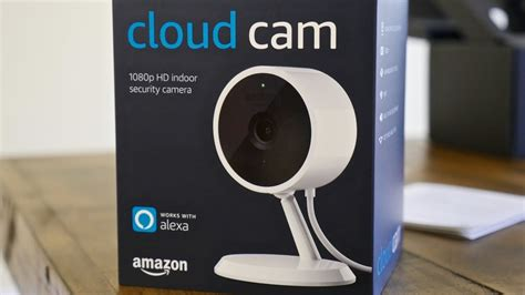 amazon cloud cam amazon cloud cam security camera unboxing set up youtube