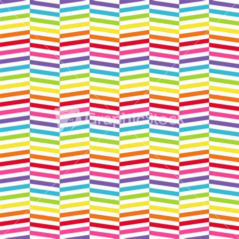 what pattern is the rainbow rainbow chevron pattern