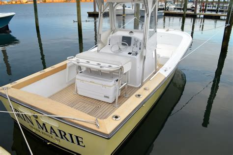 center council boats for sale sold fully restored 1985 mako 236 inboard center console
