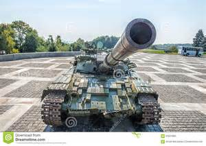 soviet tank t 64 stock photo image 63224985