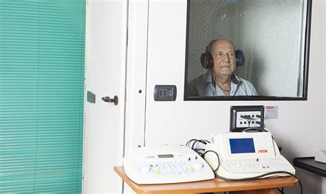 cabina silente otorinolaringoiatria fisio line