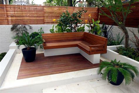 modern garden bench designs the modern garden bench made of wood interior design ideas avso org