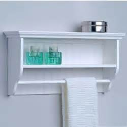 bathroom wall shelves with towel bar bathroom storage decorative wall shelf with towel bar by