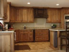 Kitchen Pictures Cherry Cabinets by Lec Cabinets Rustic Cherry Cabinets