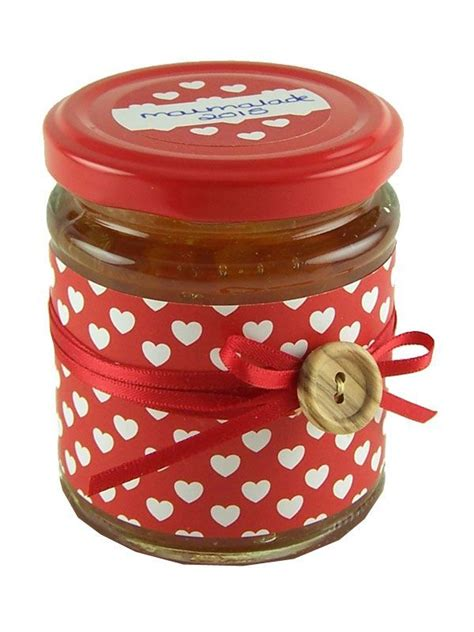 jar wraps red hearts heart wraps rosies pantry jar