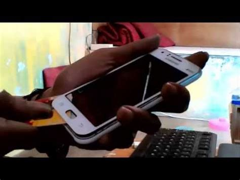 ganti lcd touchscreen samsung  youtube