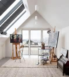 19 Artist S Studios And Workspace Interior Design Ideas Modern Artwork For Living Room