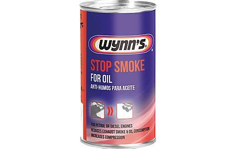 wynns stop smoke oil treatment