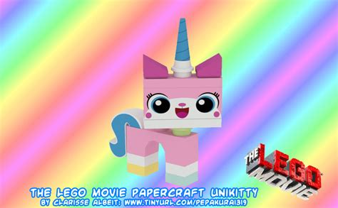 lego unicorn tutorial ninjatoes papercraft weblog the lego movie papercraft