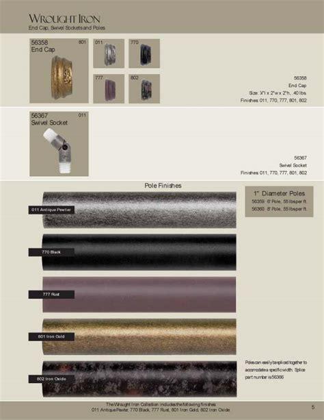 kirsch drapery hardware distributors decorative drapery hardware