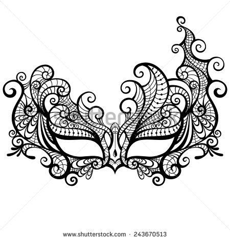 mask template vector the 25 best masquerade mask template ideas on pinterest