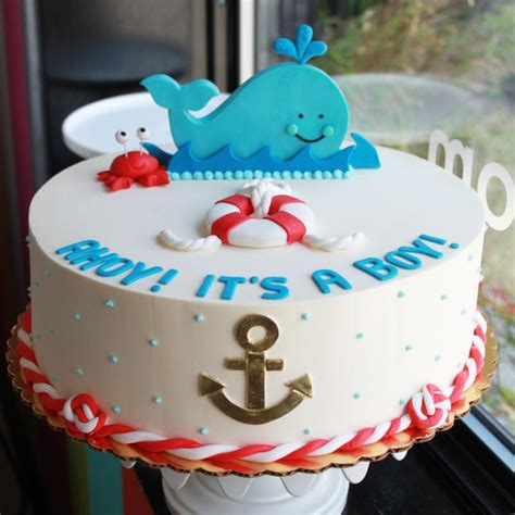 whale baby shower cakes baby shower cakes baby shower cakes with whales