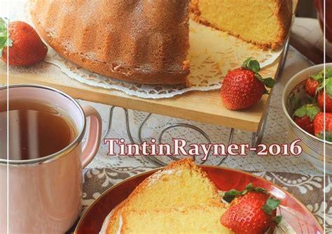 Tapai Mba by Resep Cake Tapai Keju Special Versi Buttercake Harum