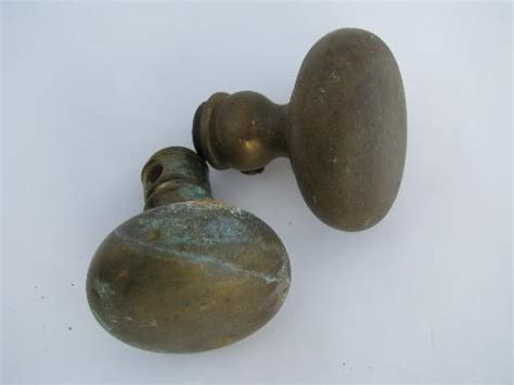 Vintage Door Handles And Knobs by Lot Of Antique Brass Door Knobs And Handles Vintage