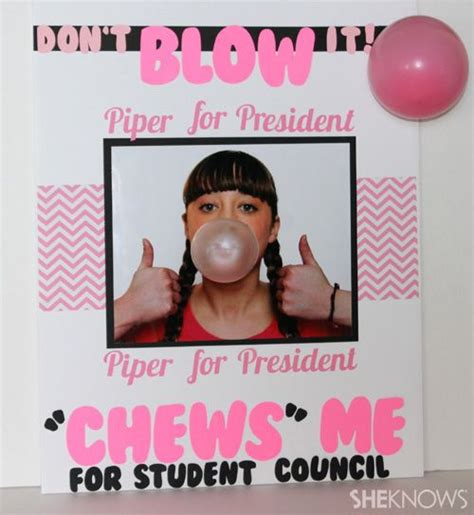 student council poster templates student council election posters