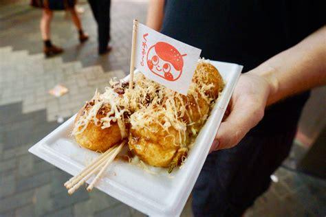 Panggangan Takoyaki 16 kuliner lokal jepang yang wajib dicoba di negara