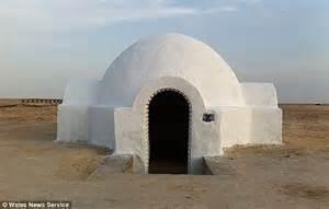 wars house luke skywalker s wars home is to tunisian