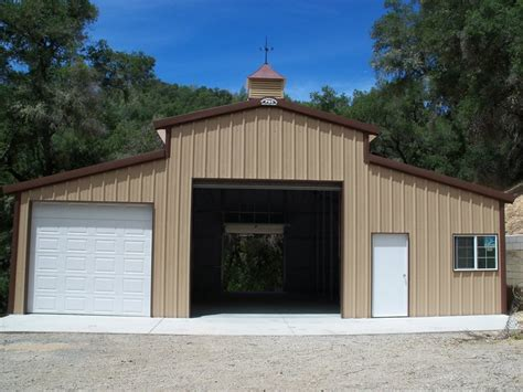 garage for rv ideas cheap metal rv garage