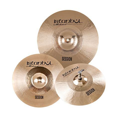 Cymbal Istanbul istanbul mehmet session cymbal set 171 cymbal set