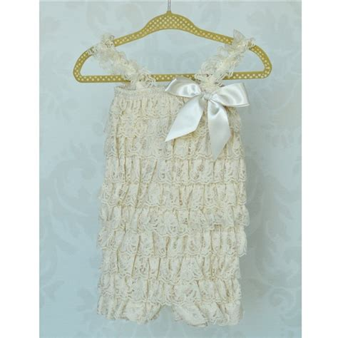 17 best images about lace petti rompers www beige lace petti romper backdrop express