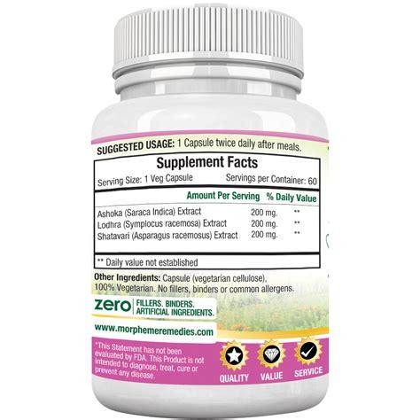 Estro Detox Plus 100 Clear Estrogen Levels by Morpheme Support Supplements Home
