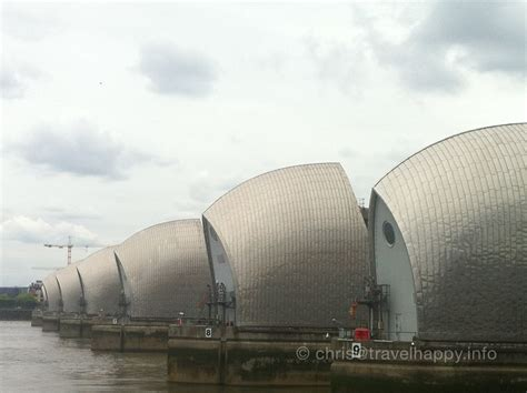 thames barrier how often is it used 12 years of travel thames barrier greenwich london