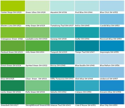 paint charts exterior sherwin williams exterior paint for the home