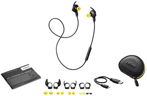 0riginal Bluetooth Jabra Sport Pulse jabra sport pulse wireless headphones review pc advisor