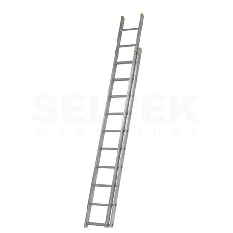 Werner 722 Series Double Extension Ladders 150kg Abg 722