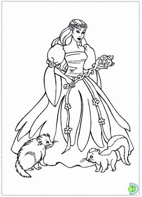 swan princess coloring pages free the swan princess coloring page coloring home