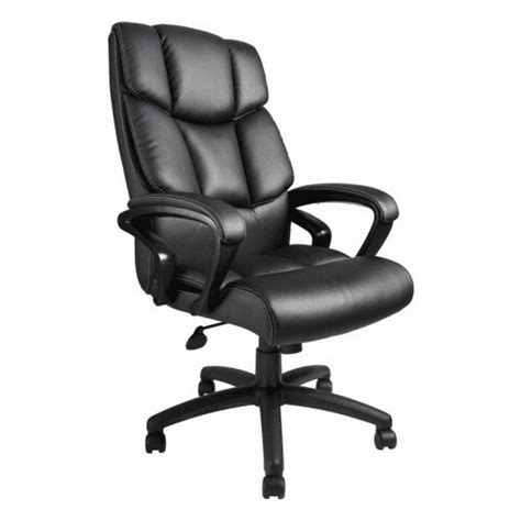 plush office chair plush leather executive chair b8701