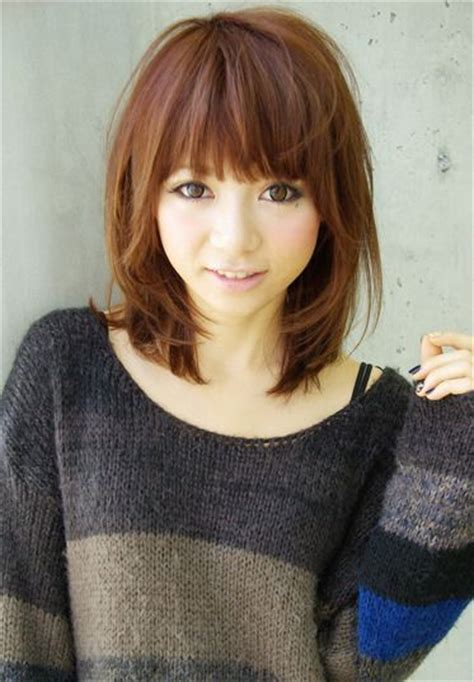 japanese haircut for thin hair japanese hair hair and hair style on pinterest