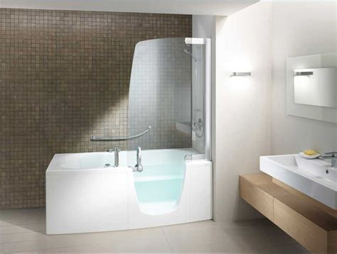 Duschwand Für Die Badewanne by Glas Badewannen Idee
