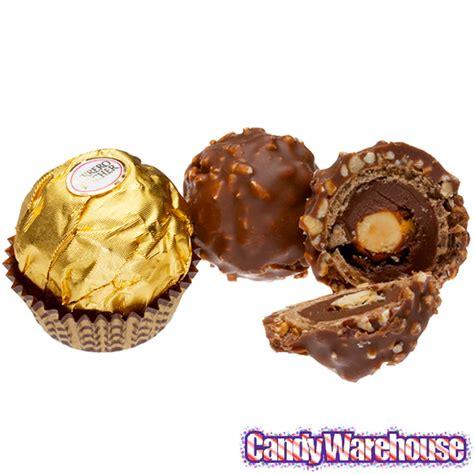 Ferrero Rocher By Jadoel Snack protein quot ferrero rocher quot chocolates gluten free