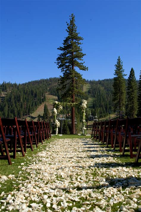 wedding venues tahoe the ritz carlton lake tahoe weddings get prices for