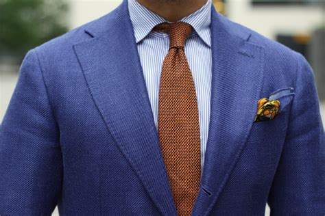 what color tie with navy suit orange tie x blue suit dress like a dresslikea