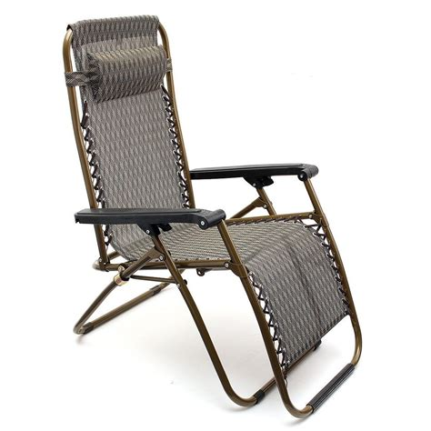 Patio Recliner Lounge Chair by 2 Zero Gravity Lounge Chair Outdoor Patio Pool