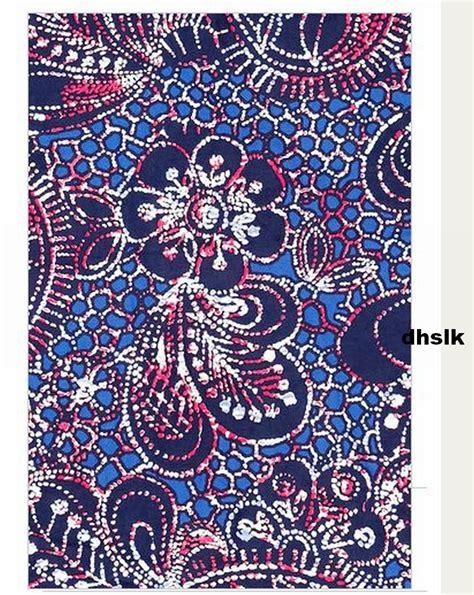 Set Batik Blue ikea natvide duvet cover pillowcases set ethnic